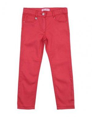 Повседневные брюки ELSY. Цвет: красный