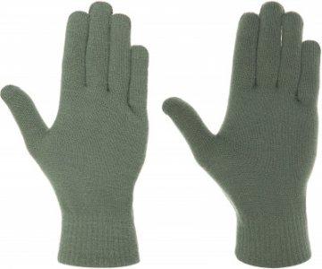 Перчатки вязаные , размер 8 Outventure. Цвет: зеленый