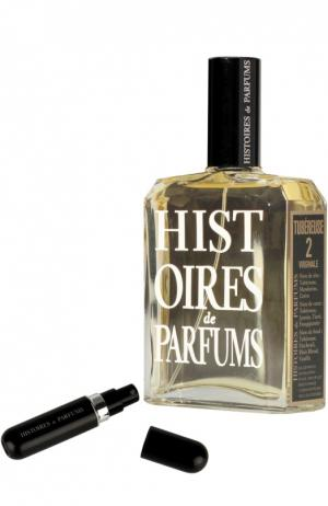 Парфюмерная вода Tubereuse 1 Histoires de Parfums. Цвет: бесцветный