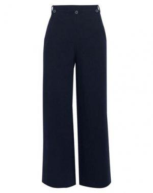 Повседневные брюки GREY JASON WU. Цвет: темно-синий
