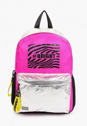 Рюкзак PlayToday. Цвет: розовый