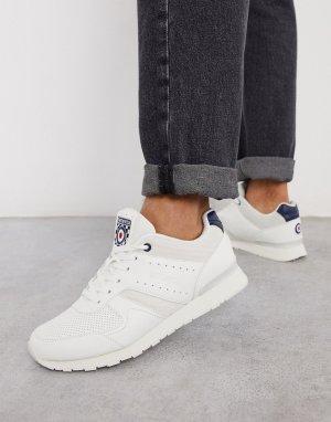 Белые кроссовки для бега -Белый Lambretta