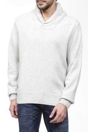 Пуловер FREESOUL. Цвет: серый