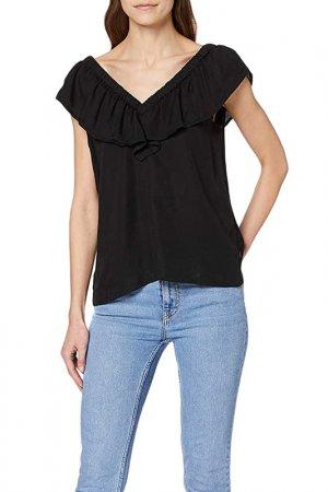 Рубашка Lee. Цвет: черный