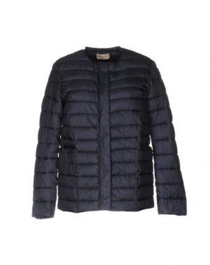 Куртка MOMONÍ. Цвет: темно-синий