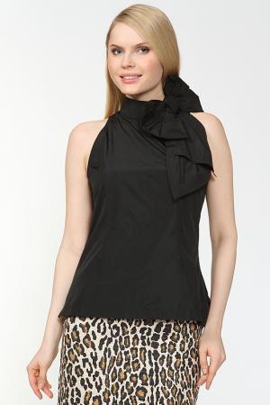 Блузка Alba Conde. Цвет: черный