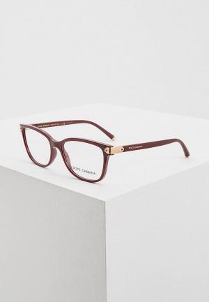 Оправа Dolce&Gabbana DG5036 3091. Цвет: бордовый