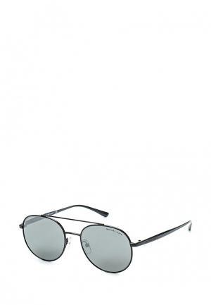 Очки солнцезащитные Michael Kors MK1021 11696G. Цвет: черный