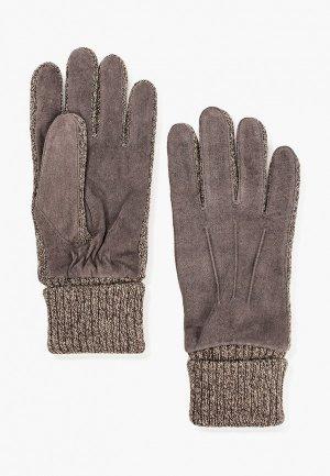 Перчатки Onigloves. Цвет: серый