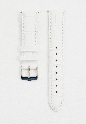 Ремешок для часов Signature. Цвет: белый
