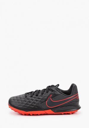 Шиповки Nike JR LEGEND 8 ACADEMY TF. Цвет: черный