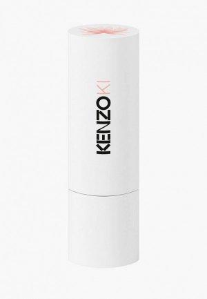 Бальзам для губ Kenzo KENZOKI NOURISHING FLOW, 4,2 г. Цвет: белый