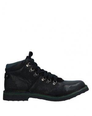 Полусапоги и высокие ботинки ARMATA DI MARE. Цвет: черный