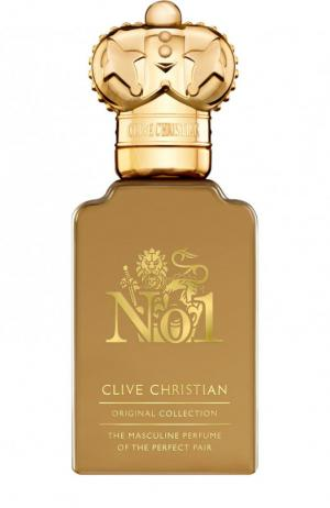 Парфюмерная вода №1 Masculine Clive Christian. Цвет: бесцветный