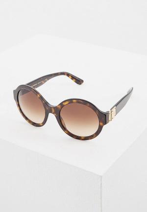 Очки солнцезащитные Dolce&Gabbana DG4331 502/13. Цвет: коричневый