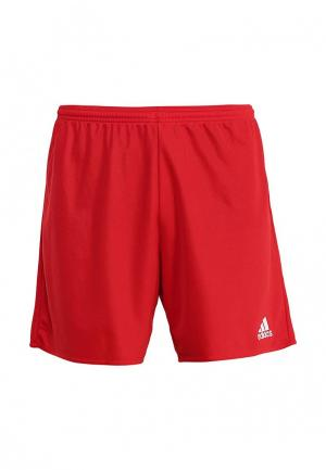 Шорты спортивные adidas PARMA 16 SHO. Цвет: красный