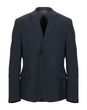 Пиджак GUESS. Цвет: темно-синий