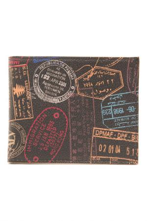 Credit card case Alviero Martini. Цвет: brown