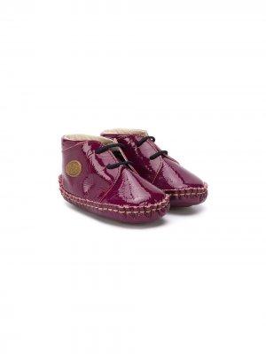 Ботинки на нескользящей подошве Pèpè. Цвет: фиолетовый