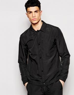 Спортивная куртка Libertine. Цвет: черный