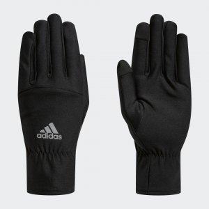 Перчатки для бега COLD.RDY Performance adidas. Цвет: черный