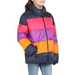 Куртка KG0KG04479 темно-синий TOMMY HILFIGER