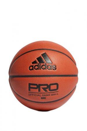 Мяч NEW PRO BALL adidas. Цвет: оранжевый