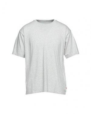 Футболка LEVI' S. Цвет: светло-серый