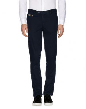 Повседневные брюки DIMENSIONE. Цвет: темно-синий