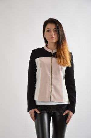 Жакет Collezione di Ines. Цвет: розовый
