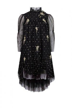 Платье Lesy. Цвет: black1