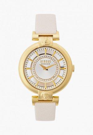Часы Versus Versace VSP1H0221. Цвет: бежевый