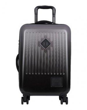 Чемодан/сумка на колесиках HERSCHEL SUPPLY CO.. Цвет: свинцово-серый
