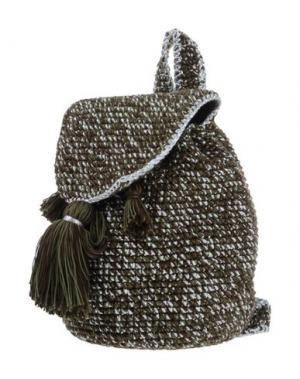 Рюкзаки и сумки на пояс 711. Цвет: зеленый-милитари