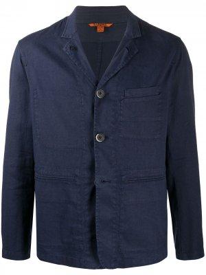 Two-piece formal suit Barena. Цвет: синий