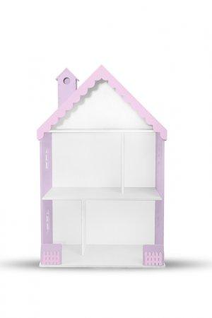 Кукольный домик Вероника Детская1. Цвет: лиловый, розовый