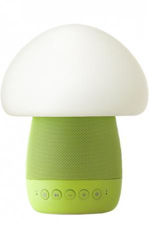 Светильник-колонка Mushroom Lamp Speaker Emoi. Цвет: зеленый