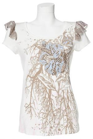 Блуза Apart. Цвет: серый