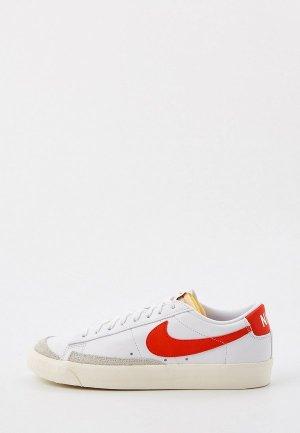 Кеды Nike BLAZER LOW 77 VNTG. Цвет: белый