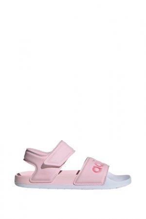 Сандалии Adilette Sandal adidas. Цвет: розовый