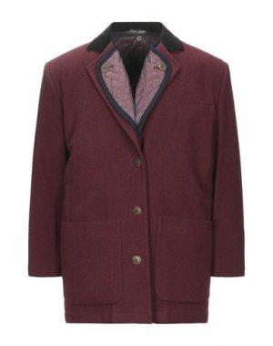 Пиджак CIESSE PIUMINI. Цвет: красно-коричневый