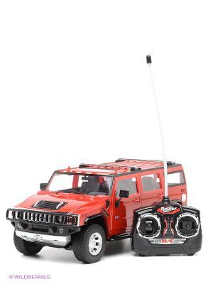 Машина р/у Hummer H2 SUV KAISER. Цвет: красный