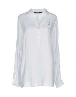 Pубашка JANICE. Цвет: белый