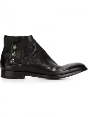 Ботинки Pascal Alberto Fasciani. Цвет: черный