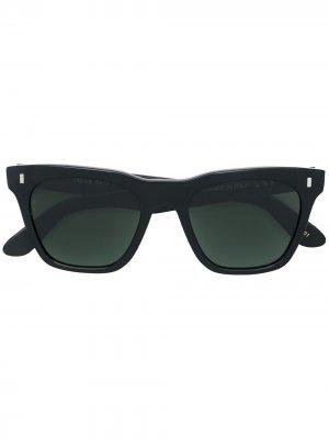 Солнцезащитные очки в квадратной оправе L.G.R. Цвет: черный
