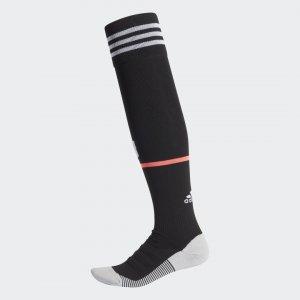 Домашние игровые гетры Ювентус Performance adidas. Цвет: черный