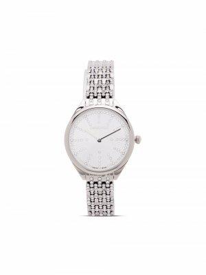 Наручные часы Attract Swarovski. Цвет: серебристый