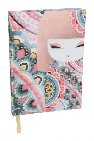 Записная книжка Kimmidoll. Цвет: розовый