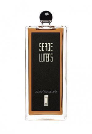 Парфюмерная вода Serge Lutens Santal Majuscule 100 мл. Цвет: прозрачный