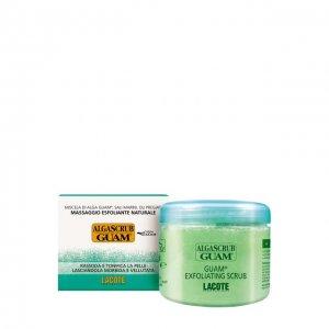 Скраб для тела увлажняющий Algascrub GUAM. Цвет: бесцветный